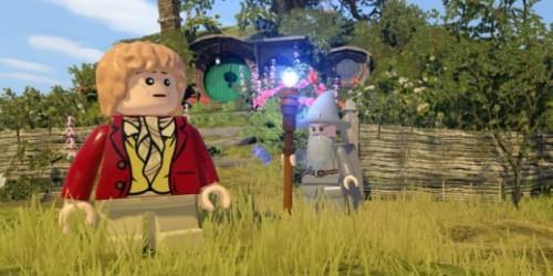 Newsbild zu Die ersten 20 Minuten zu LEGO Der Hobbit (Wii U)