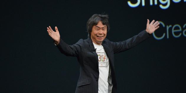 Newsbild zu Shigeru Miyamoto könnte sich die Leitung kleinerer Projekte vorstellen
