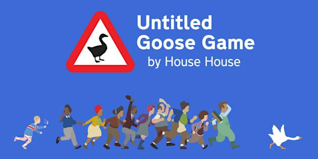 Newsbild zu Gans entzückend: Offizielle Socken zu Untitled Goose Game vorgestellt