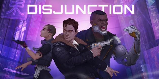 Newsbild zu Disjunction: Cyberpunk-Schleichspiel wird im Sommer für die Nintendo Switch veröffentlicht