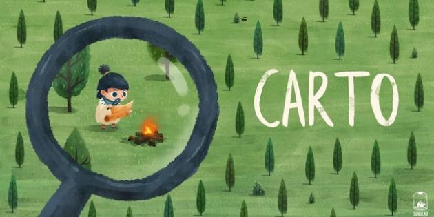 Newsbild zu Werdet selbst zum Kartografen mit dem Puzzle-Adventure Carto