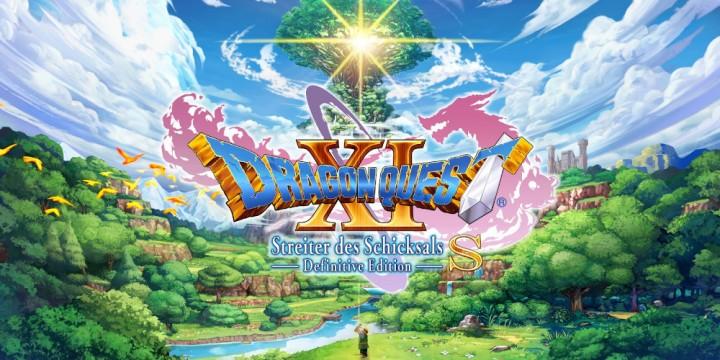 Newsbild zu Meilenstein erreicht – Dragon Quest XI: Streiter des Schicksals hat sich insgesamt über sechs Millionen Mal verkauft