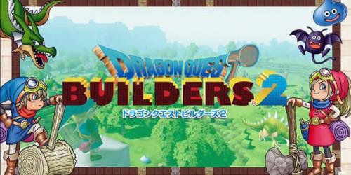 Newsbild zu Square Enix stellt besondere Bauwerke der Spieler von Dragon Quest Builders 2 vor