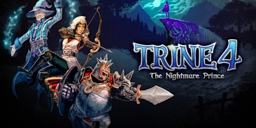 Newsbild zu Nintendo Switch-Spieletest: Trine 4: The Nightmare Prince