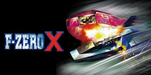 Newsbild zu Pixel-Power #39: F-Zero X (Nintendo 64)