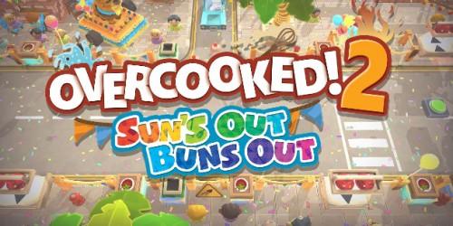 "Newsbild zu Overcooked! 2: Update ""Sun's Out Buns Out"" bringt den Sommer in die Chaosküche"