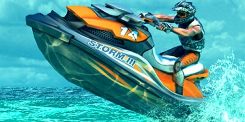 Newsbild zu Update zu Aqua Moto Racing 3D erschienen