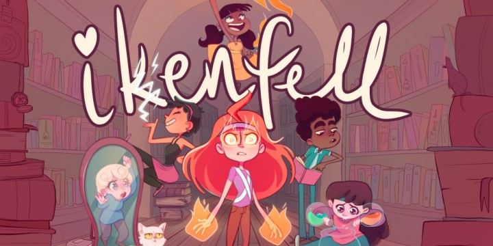 Newsbild zu Die Handelsversion von Ikenfell lässt euch erneut die Zauberschulbank drücken