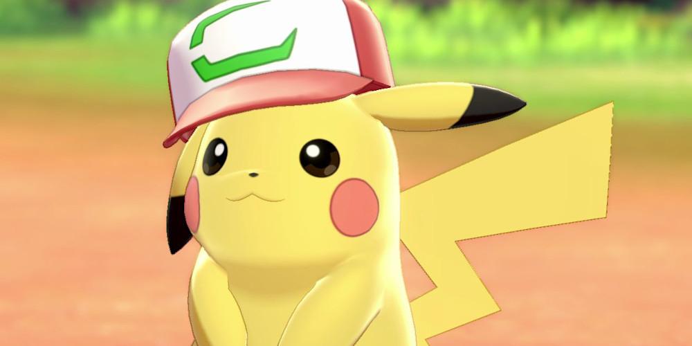 Pokémon Schwert und Schild - Ashs Pikachu