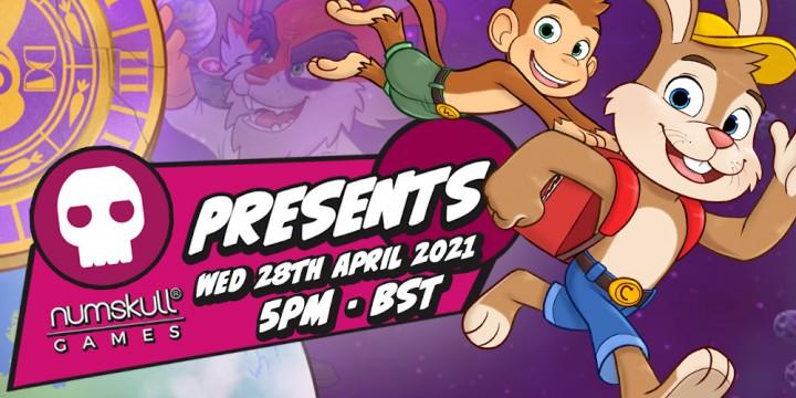 Newsbild zu Freut euch auf neue Infos zu Clive 'N' Wrench und zwei weiteren Spielen beim Numskull Presents-Livestream am 28. April