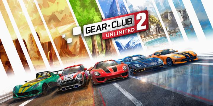 Newsbild zu Gear.Club Unlimited 2 – Definitive Edition für Nintendo Switch angekündigt