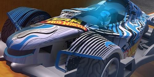 Newsbild zu Hot Wheels: Worlds Best Driver rast über die Startlinie
