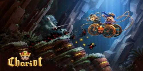 Newsbild zu Gameplay-Videomaterial zeigt euch Chariot für den Wii U eShop