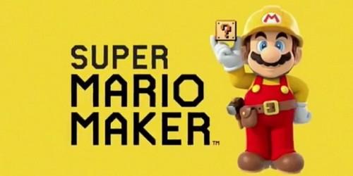 Newsbild zu Neue Inhalte für Super Mario Maker an Weihnachten und Silvester verfügbar