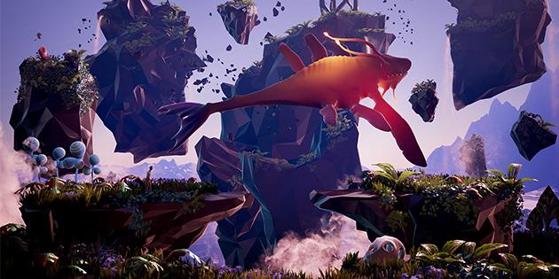 Planet Alpha: Für Konsolen bestätigt - Trailer und Bilder