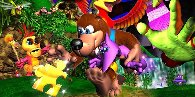 Newsbild zu N64-Themenwoche // Retrotext: Mein Lieblingsspiel - Banjo-Kazooie