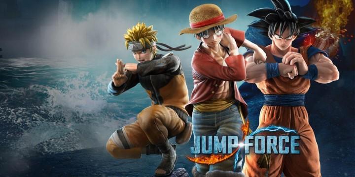 Newsbild zu Jede Menge neues Bildmaterial zu Jump Force - Deluxe Edition