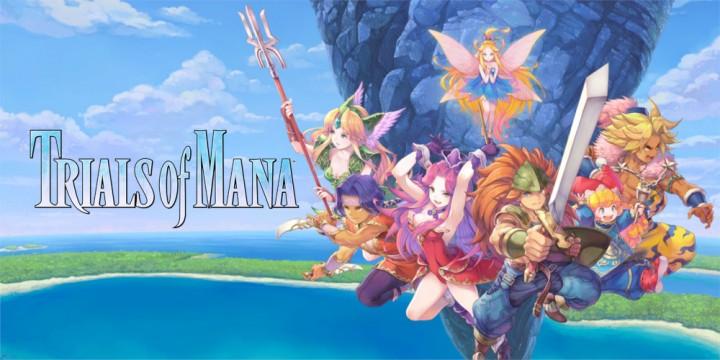Newsbild zu Ein weiterer Meilenstein – Trials of Mana konnte sich über eine Millionen Mal verkaufen