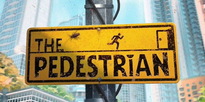 Newsbild zu Folgt dem Schilderwald: The Pedestrian auch für die Nintendo Switch in Entwicklung