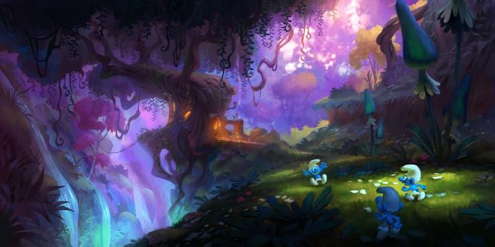 Newsbild zu The Smurfs: Mission Vileaf – Die Schlümpfe besiedeln Ende des Jahres die Nintendo Switch