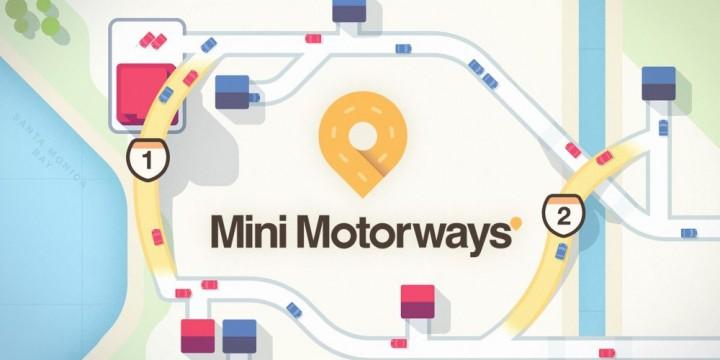 Newsbild zu Mini Motorways präsentiert sich in einem neuen Trailer