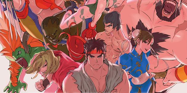 Newsbild zu Street Fighter-Produzent offen für weitere Nintendo Switch-Umsetzungen