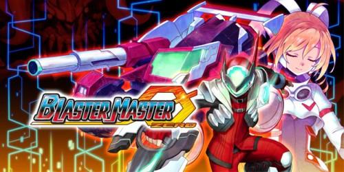 Newsbild zu Inti Creates-Produzent über eine Retail-Version der Blaster Master Zero-Spiele und Blaster Master Zero 3