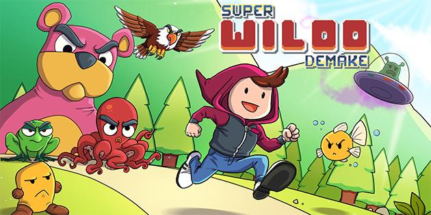 Newsbild zu Nintendo Switch-Spieletest: Super Wiloo Demake