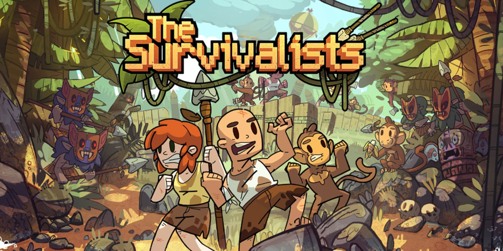 The Survivalists Artwork
