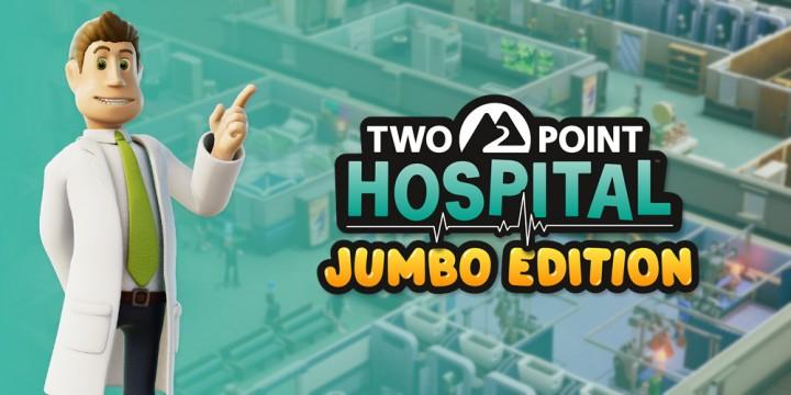Newsbild zu Two Point Hospital: Jumbo Edition – Veröffentlichtes Update behebt zahlreiche Fehler
