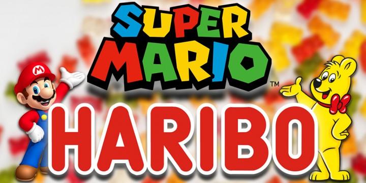 Newsbild zu Endlich im Handel: HARIBO Super Mario