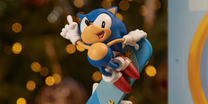 Newsbild zu Baut eure eigene Sonic the Hedgehog-Figur mit diesem offiziell lizenzierten Adventskalender