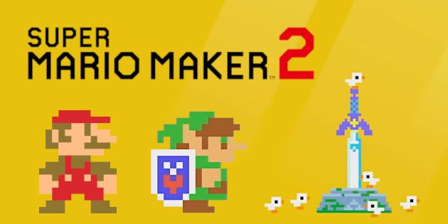 Newsbild zu Update 2.0.0 für Super Mario Maker 2 ab sofort erhältlich – Offizielle Patchnotes veröffentlicht