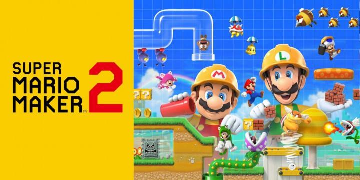 Newsbild zu Jetzt bei Amazon und Saturn bestellen: Super Mario Maker 2 für nur 29,99 €