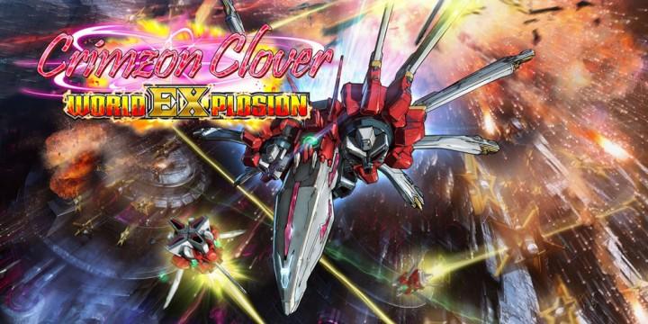 Newsbild zu Shoot 'em up Crimzon Clover - World EXplosion schießt sich auf die Nintendo Switch