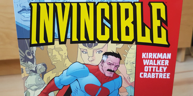 Newsbild zu Comic-Rezension: Invincible Band 1