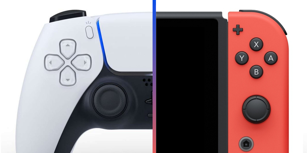 PlayStation 5 DualSense – Nintendo Switch