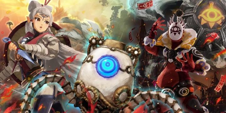 Newsbild zu Super Smash Bros. Ultimate – Impa und weitere Geister aus Hyrule Warriors: Zeit der Verheerung angekündigt