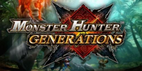 Newsbild zu Wartungsarbeiten am Online-Modus von Monster Hunter Generations geplant