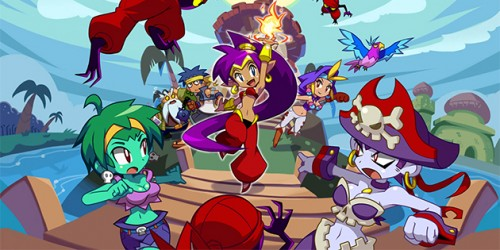 Newsbild zu The Art of Shantae für 2018 angekündigt