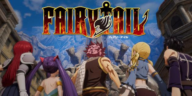Newsbild zu Fairy Tail: Informationen zu einigen Charakteren und den Konversationen im Spiel enthüllt