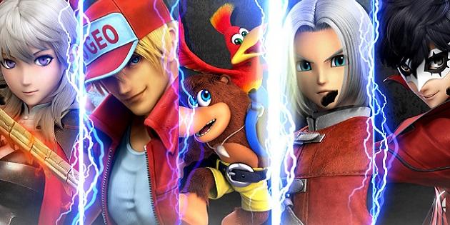 Newsbild zu DLC-Test: Fighters Pass 1 – Joker, Held, Banjo & Kazooie, Terry und Byleth für Super Smash Bros. Ultimate