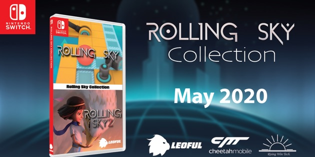 Newsbild zu Asien: Veröffentlichung der Rolling Sky Collection für Mai angekündigt