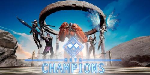 Newsbild zu Schachspiel Auto Chess: Heroes of Paragon heißt nun MetaChampions