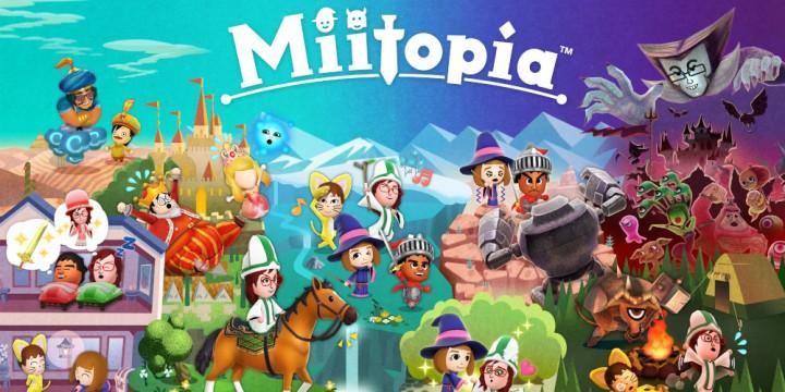 Newsbild zu Gewinnspiel zu Miitopia – Spielt die Demo und gewinnt die Handelsversion des Spiels für die Nintendo Switch