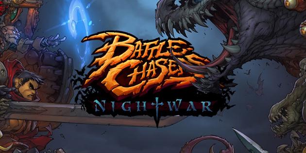 Battle Chasers: Nightwar erscheint am 03. Oktober