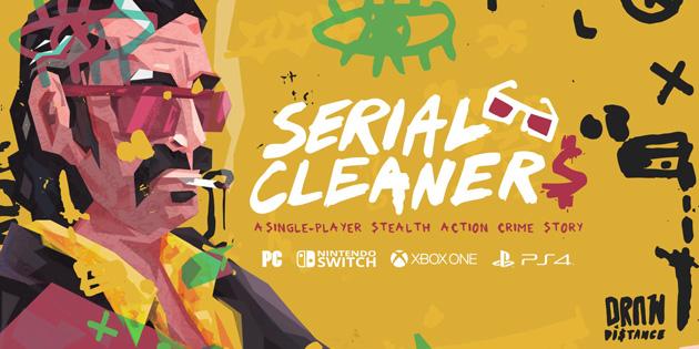 Newsbild zu 2021 geht es wieder ans Saubermachen: Serial Cleaners für die Nintendo Switch angekündigt