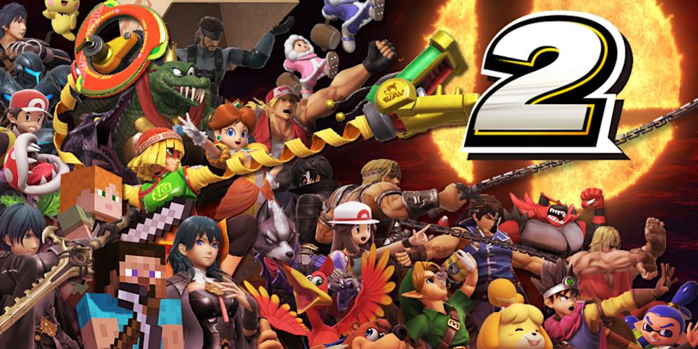 Super Smash Bros. Ultimate 2. Jubiläum
