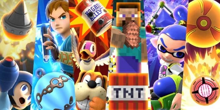 Newsbild zu Morgen beginnt ein explosives Event-Turnier in Super Smash Bros. Ultimate