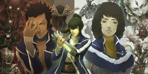 Newsbild zu Europa: Shin Megami Tensei IV auf Oktober verschoben